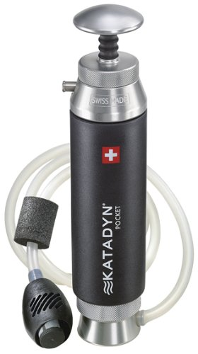 Emergency Survival Water Filter And Purification For