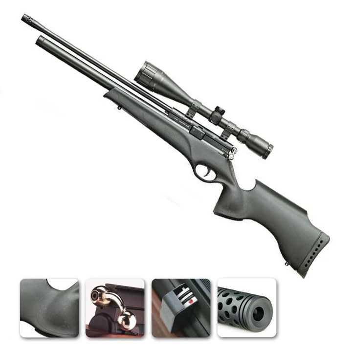 Best Preppers Air Rifle for Hunting Small Game and Survival