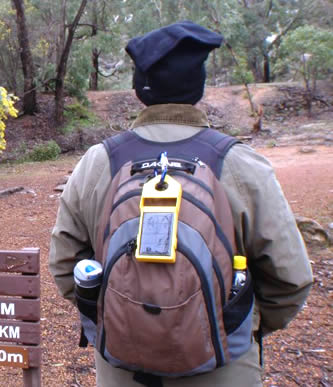 SOLAR wakawaka light on bug out bag