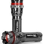 EDC nebo redline tactical LED strobe torch