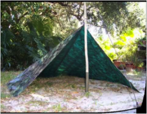 survival shelter tarp