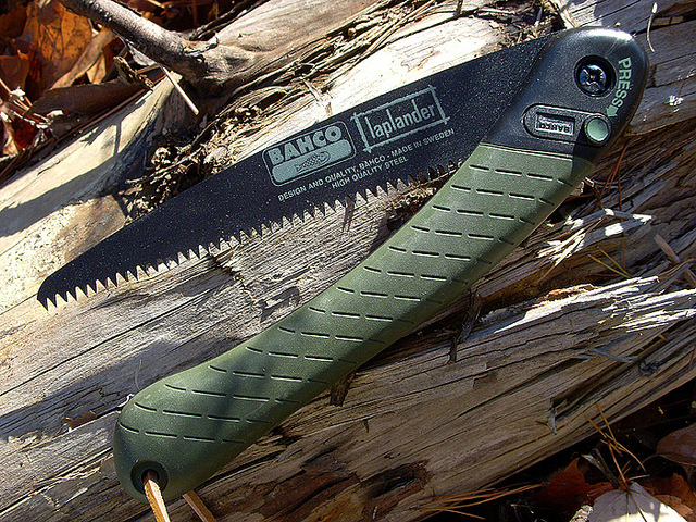 Bahco Laplander Folding Saw Full Testing And Review