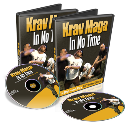 krav maga dvd set