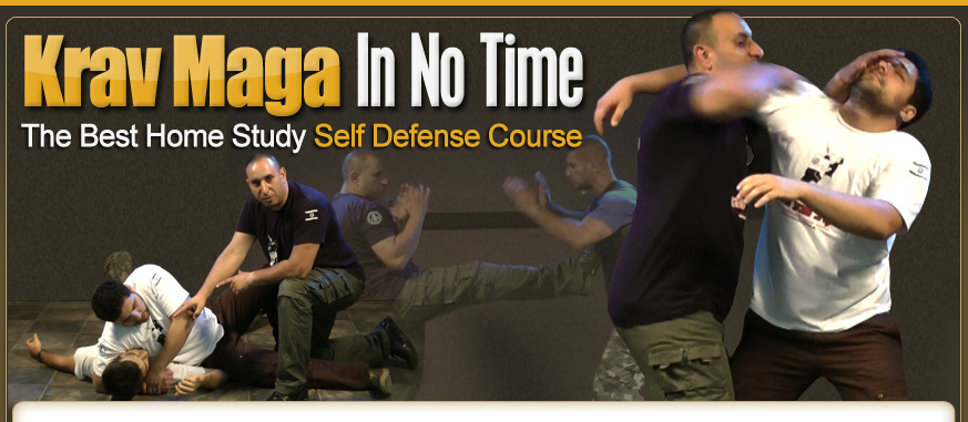 krav maga for preppers