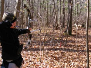 bowhunting for preppers