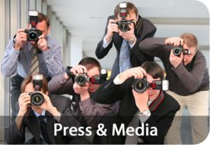 UK Preppers Guide Press and Media