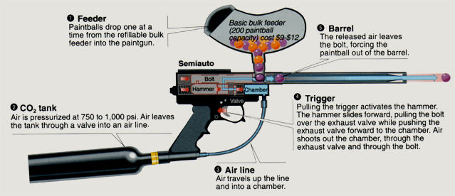 paintball a5 diagram