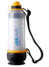 lifesaver bottle side view