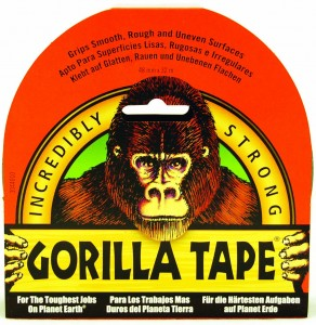 gorilla tape header photo