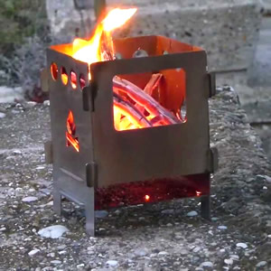 bushbox hobo survival stove