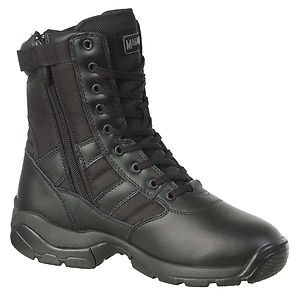 Brooklyn Clothing Magnum Panther 8.0 Side Zip Combat Boots