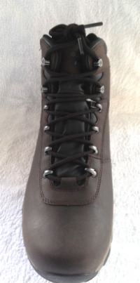 hi tec altitude vi wp hiking boots front view