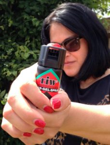 legal pepper spray for the Uk