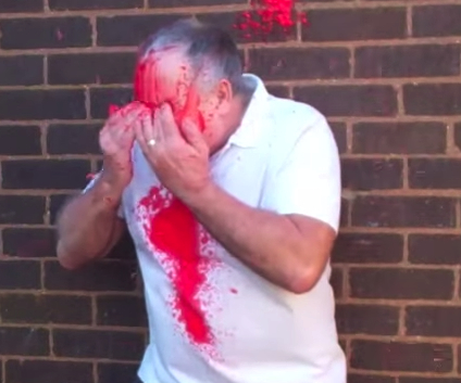 UK legal pepper spray alternative video test picture