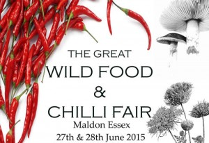 wild food and chilli fare