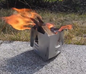 bushbox ultralight stove