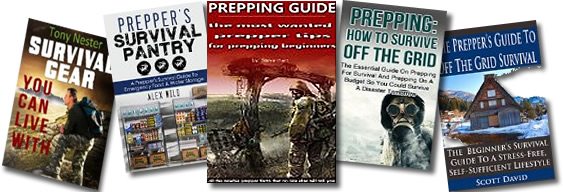 E BOOKS FOR PREPPING