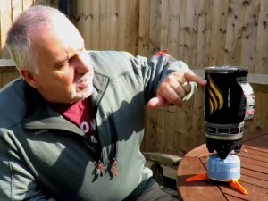 the jetboil flash cooking stove test and review