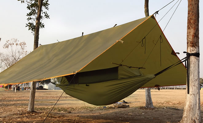 Survival Hammock For Your Bug Out Bag Uk Preppers Guide