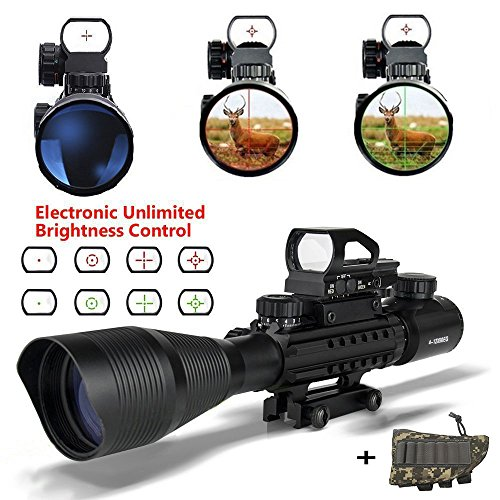 Best Air Rifle Scope For UK Preppers – UK Preppers Guide