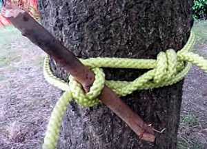 best survival knots for preppers the fishermans knot