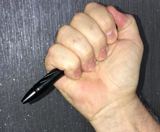 Review of the Open2  tactical pen